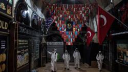 لليوم الرابع على التوالي.. إصابات كورونا في تركيا تتجاوز 40 ألفاً