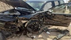 مصرع واصابة 4 مدنيين بحادث سير في ديالى