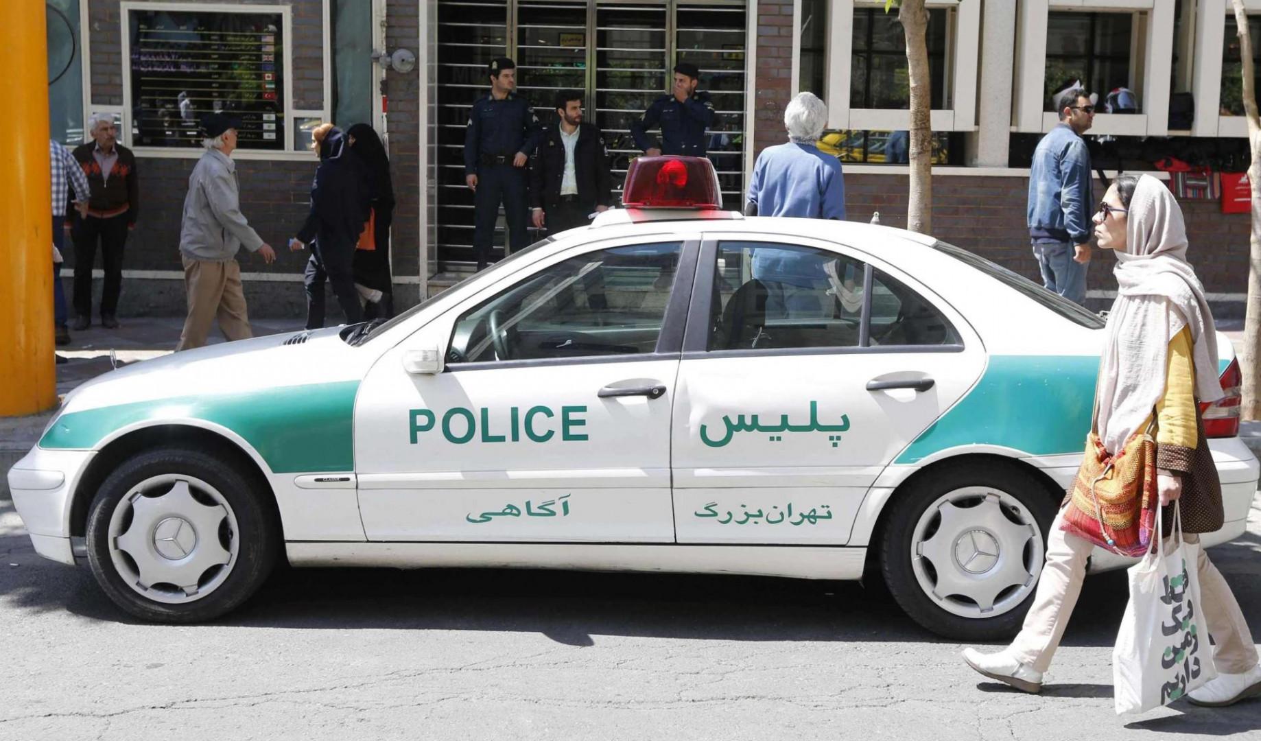 Iran arrests spies, Iranian media