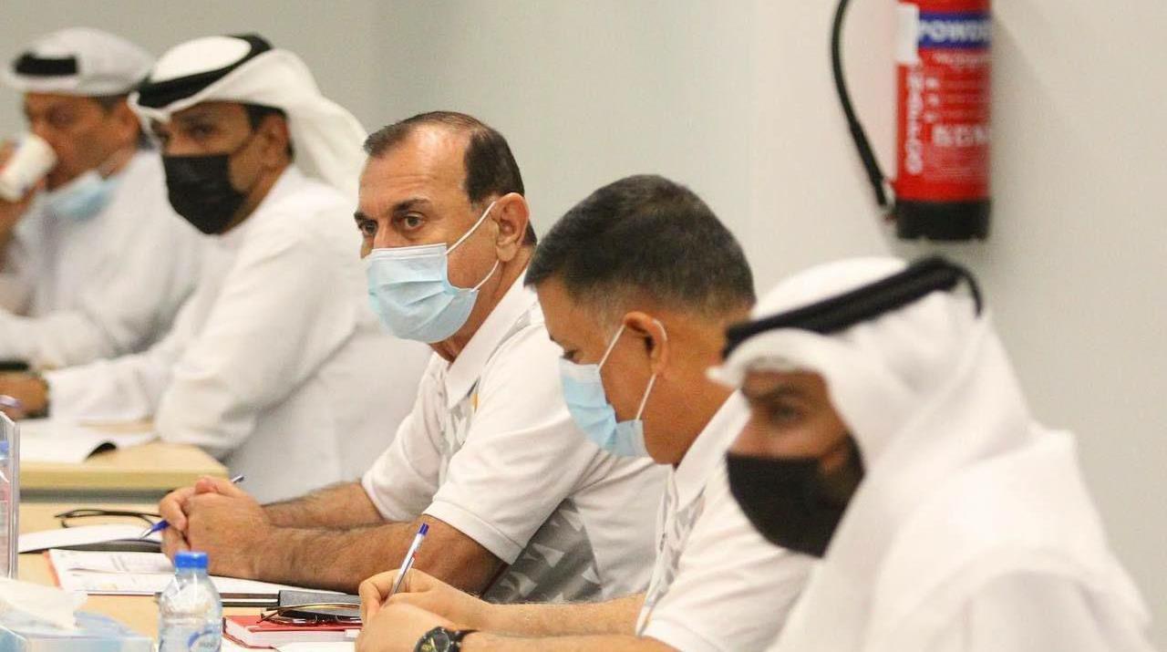 """الزوراء ينهي تدريباته اليوم ويلاقي الوحدة الإماراتي بـ""""قميص أسود"""" على ملعب """"آل نهيان"""" الأربعاء"""