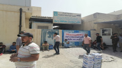 Free lecturers organize pickets in multiple Iraqi governorates