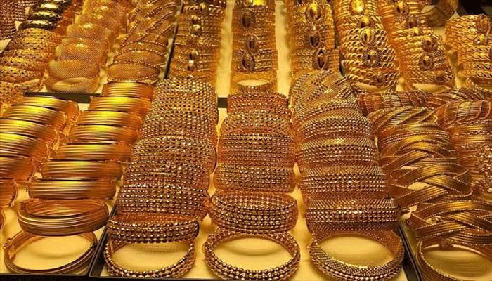 ارتفاع بأسعار الذهب في الأسواق العراقية اليوم الاربعاء