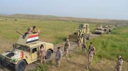 انطلاق عملية امنية واسعة ضد داعش شرق ديالى