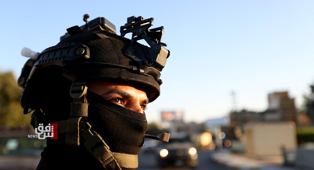 A civilian injured a terrorist arrested in Baghdad in Kirkuk