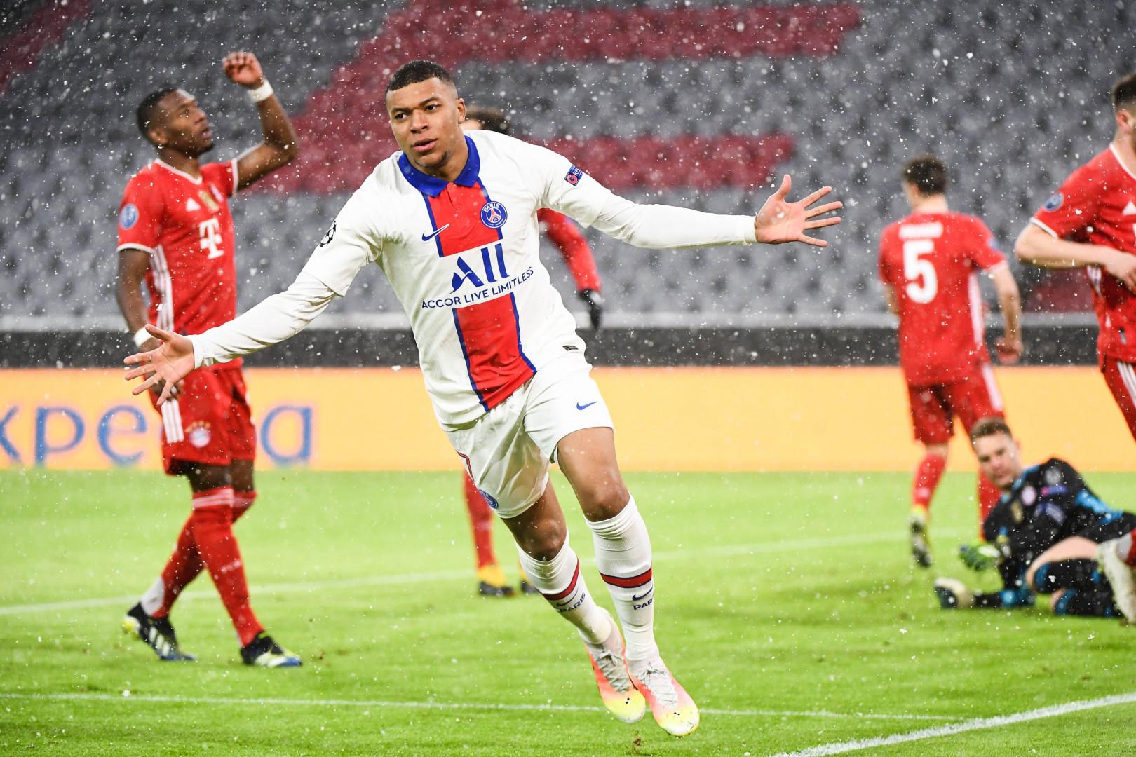 ابطال اوروبا.. باريس يسقط بايرن وتشيلسي يخطف فوزاً ثميناً من بورتو