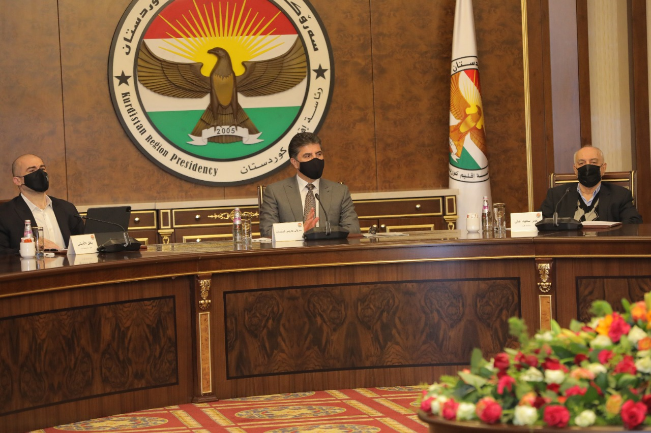 Kaka Hama reflects optimism after the expanded partisan meeting in Erbil