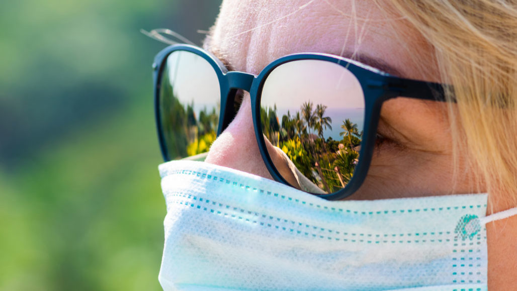 Sunnier areas are associated with fewer deaths from Covid-19, study shows