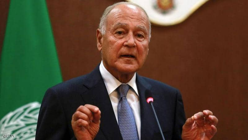 Abul Gheit visits Baghdad and meets the three presidencies 1617964833479