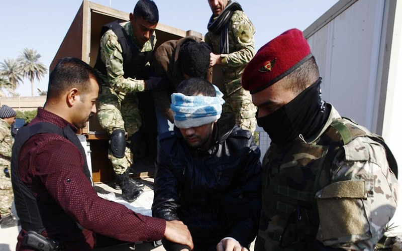 Iraqi forces arrest ISIS members in Diyala and Babel