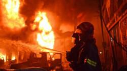 """مصرع وإصابة 41 شخصاً في حريق """"ابن الخطيب"""" (تحديث)"""