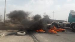 محتجون غاضبون يغلقون ثلاثة جسور رئيسية ومبنى شركة نفطية جنوبي العراق (تحديث)
