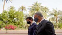 Barzani to al-Kadhimi: settling Baghdad-Erbil disputes is crucial to Iraq's stability