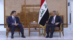 Kurdistan's President praised the positive role of Zaidan the on the federal court issue