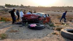 مصرع واصابة ثلاثة مدنيين بحادثين منفصلين في محافظتين عراقيتين
