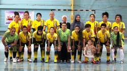 مشرفة القوة الجوية: نسعى لحسم لقب دوري كرة الصالات النسوي غدا