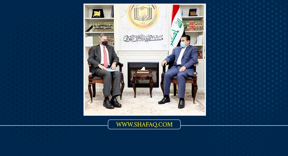 The American ambassador: Washington is looking for Iraqi-Iranian relations that serve both sides 1618149966743