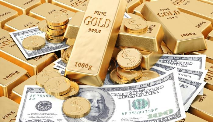 Gold slips as Treasury yields, dollar firm on higher inflation prospects