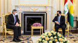 Kurdistan's Prime Minister thanks the US ambassador for his efforts in approving the budget law