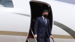 بارزاني يعود إلى أربيل بعد زيارة حافلة باللقاءات في بغداد