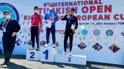 نادٍ عراقي يحصد المركز الثالث في بطولة اندية العالم بالكيك بوكسنك