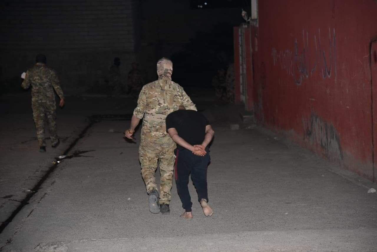 PMF arrests six terrorists in Nineveh