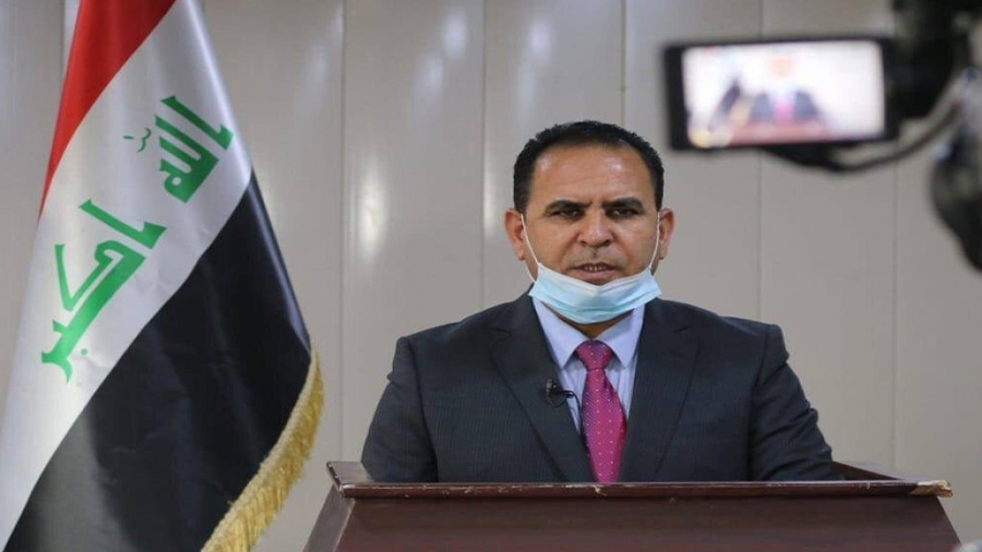 A special force from Baghdad arrests Babel's Governor