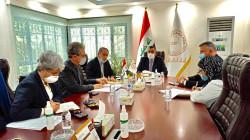 الوكالة الفرنسية للتنمية تبدي رغبتها بتأسيس فرع لها في العراق