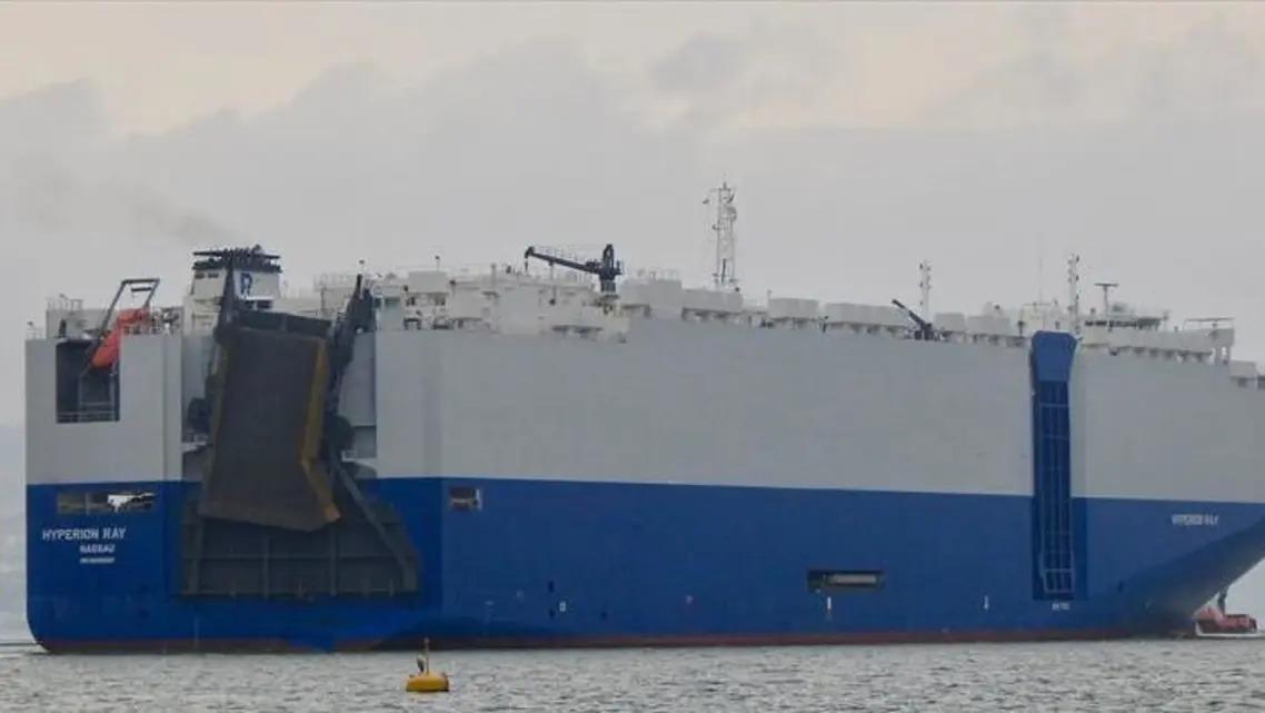 استهداف سفينة إسرائيلية في بحر العرب وأصابع الاتهام تتجه لإيران