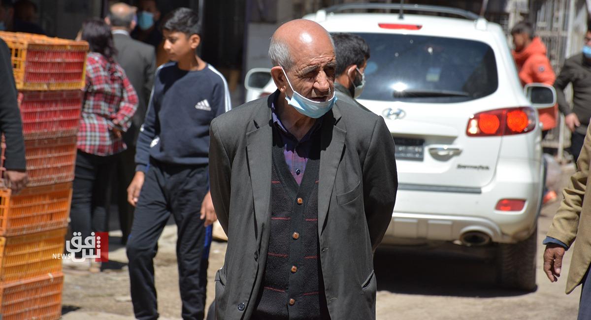 شمال وشرق سوريا: 15 حالة وفاة و130 إصابة جديدة بكوفيد 19