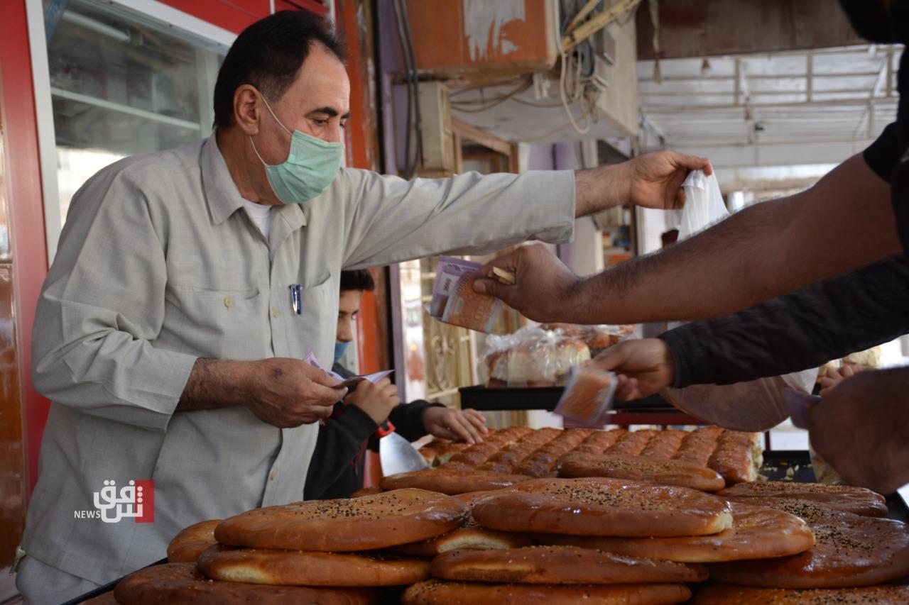 توقعات بارتفاع التضخم في العراق خلال العامين الحالي والمقبل