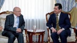 حكومة إقليم كوردستان تعزي بوفاة عقيلة اسماعيل بيشكجي