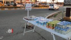 الأنبار.. إفطار مجاني وأجواء رمضانية مميزة.. صور