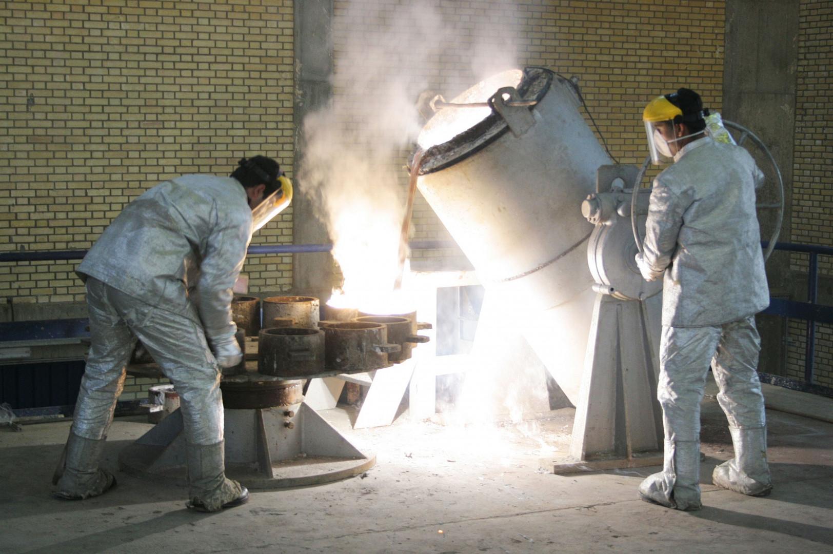 European powers warn Iran over the 60% Uranium enrichment move