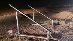 صور.. تحديد موقع قصف معسكر تواجد القوات التركية شمالي نينوى