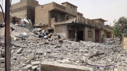 Large sums of dollars found under the rubble in Mosul