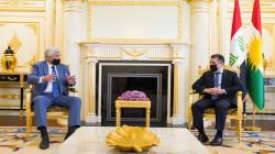 مسرور بارزاني يدعو لتعزيز التنسيق بين أربيل وبغداد لمواجهة تهديدات الإرهاب