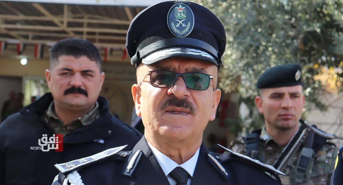 تعيين قائد جديد لشرطة كركوك و تغيير مناصب أمنية أخرى بالمحافظة