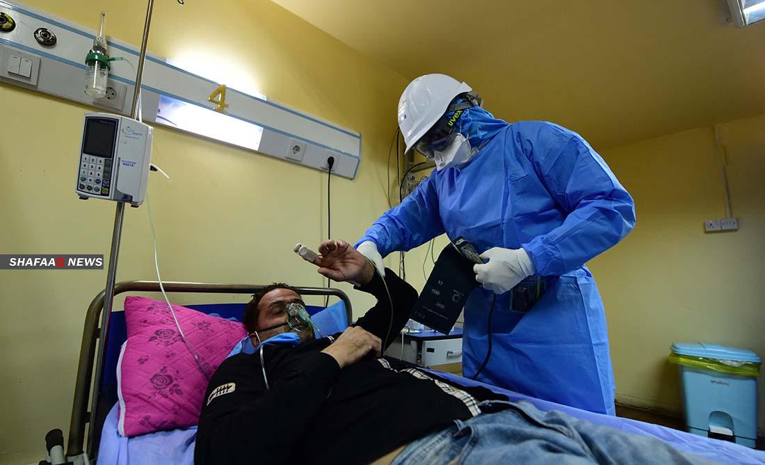 تراجع نسبة الإصابات بفيروس كورونا في شمال وشرق سوريا