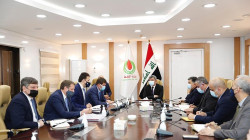 Iraqi Minister of oil meets Lukoil delegation