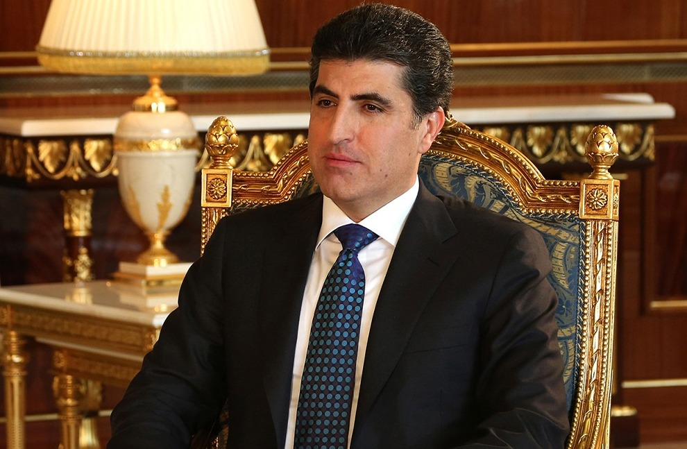 Nechirvan Barzani commemorates the Balisan and Sheikh Wesnan chemical attack