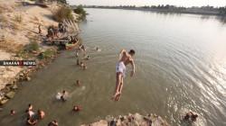 الموارد المائية تطمئن العراقيين: انخفاض مناسيب دجلة والفرات يعتبر طبيعيا
