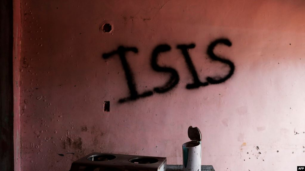 ISIS demands 100,000 dollars ransom to release a civilian it kidnapped  1618601874440