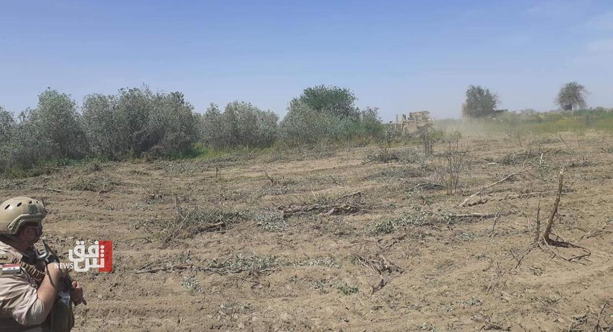 داعش يهاجم الجيش العراقي في مخمور