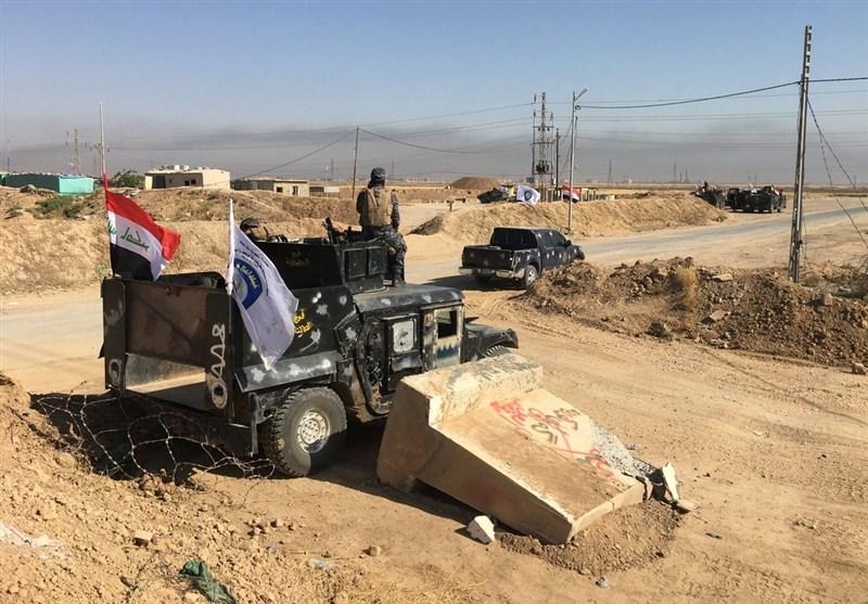 قوة مشتركة تصد هجوما لداعش جنوب غربي كركوك