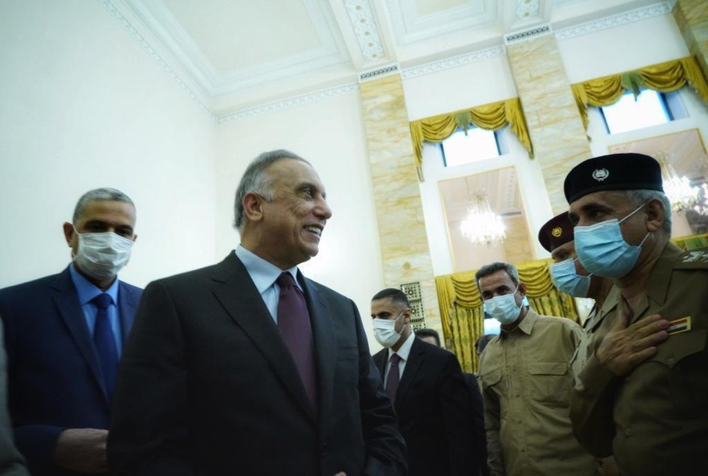 الكاظمي يعلن نجاح العراق بفرض آليات زمنية لانسحاب التحالف الدولي