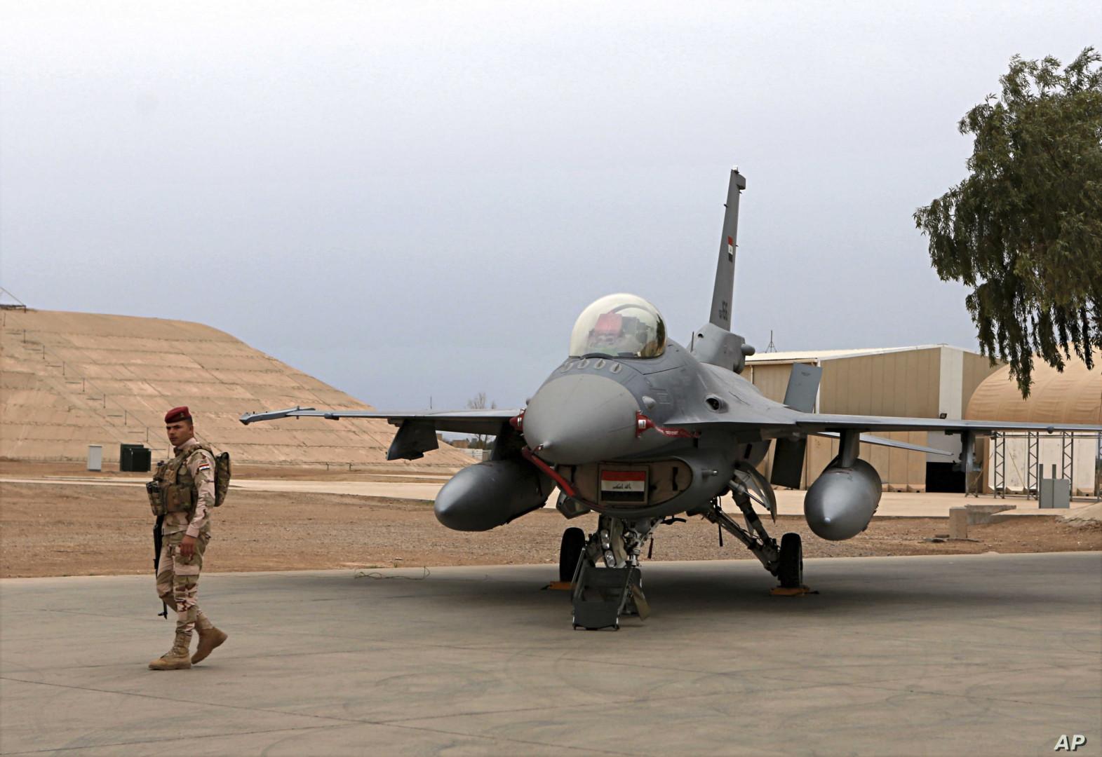 Three rockets land in Balad airbase north of Baghdad