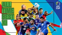 اختيار فهد طالب وحمادي أحمد للتشكيلة المثالية لكأس الاتحاد الآسيوي