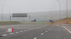 بمواصفات عالمية.. تدشين طريق سريع يربط أربيل بدهوك (صور)