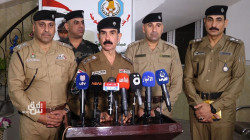Al-Anbar police command cooperates with Erbil's Asayish forces and arrests a terrorist group