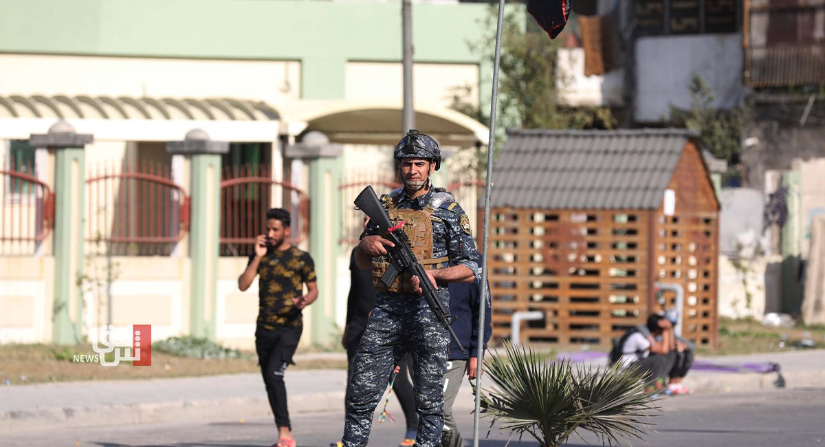 Security authorities arrest a number of perpetrators in Baghdad